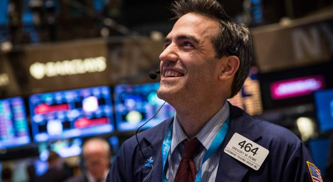 Market Wrap For May 21: Fed's Minutes Support Wednesday's Bull Run