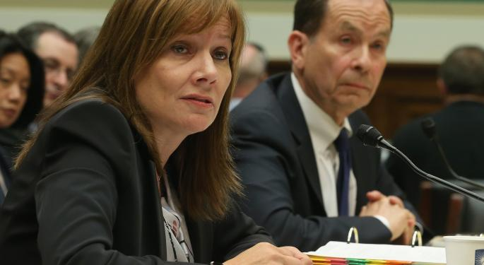 General Motors Avoids Shareholder Fight, Will Buy Back $5 Billion In Shares