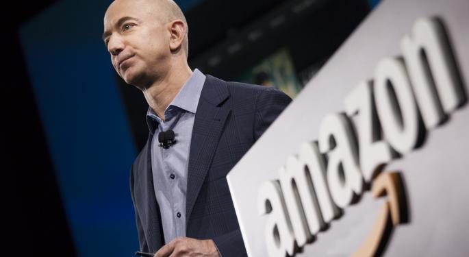 Morgan Stanley Remains Bullish On Amazon.com
