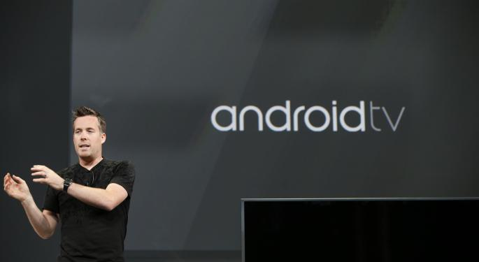 4 Ways Google's Android TV Can Take Over The Living Room