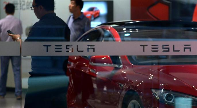 Why Tesla's Undisclosed SEC Probe Is 'Just A Rumor'
