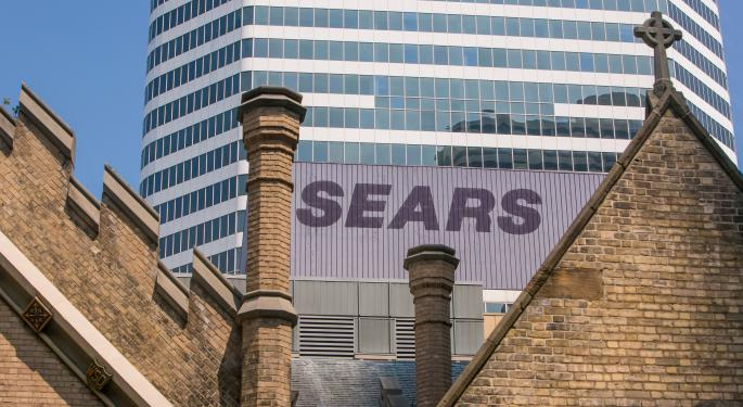 Sears Shares Skyrocketed Again - 3 Charts Investors Should Study