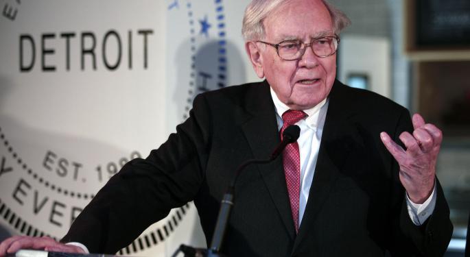 Warren Buffett's Basketball Bracket Madness Ends Twice