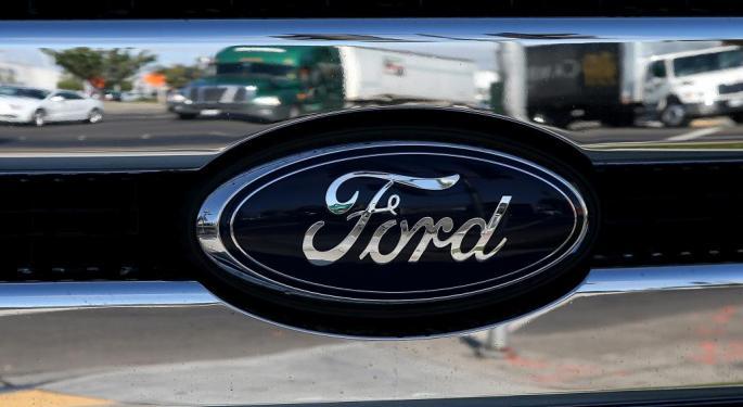 Bill Ford Jr: Automaker On Cusp Of 'Revolution'