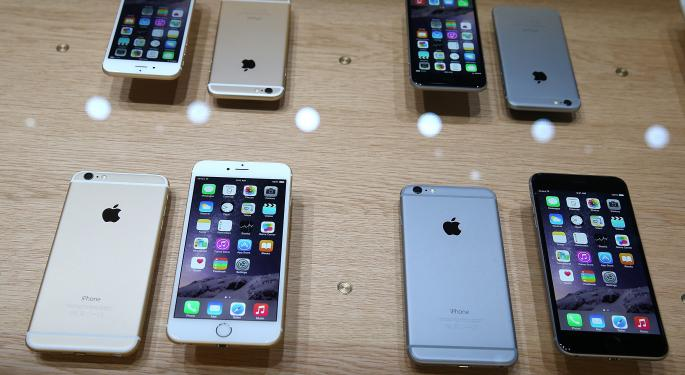 6 Suppliers Most Likely To Be Found Inside Apple's iPhone 6