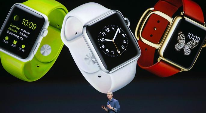 Apple Watch Version 2.0 Expected To Boost Earnings By $0.47 Per Share Come 2017