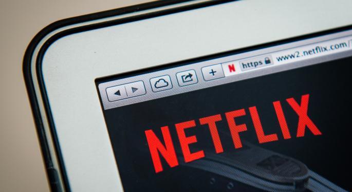 Netflix Crosses $600 Amid China Rumors