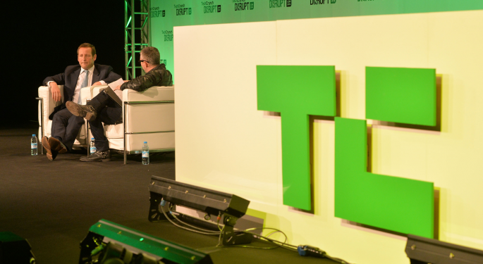 The TechCrunch Top 10 Dominates The Stock Market