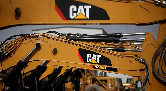 At What Price Should Caterpillar Bulls Buy Back In?