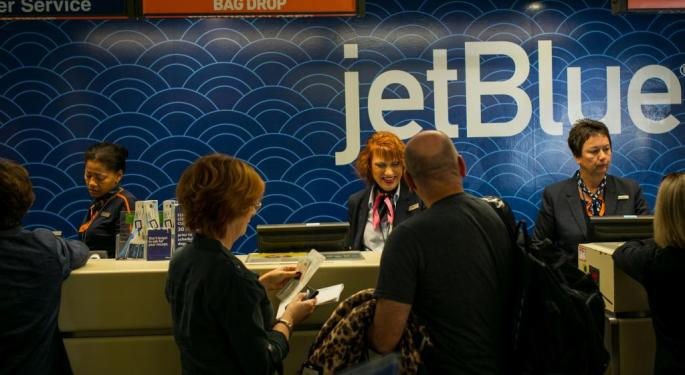 Bob McAdoo: JetBlue Worth $30, Will Outperform The Market