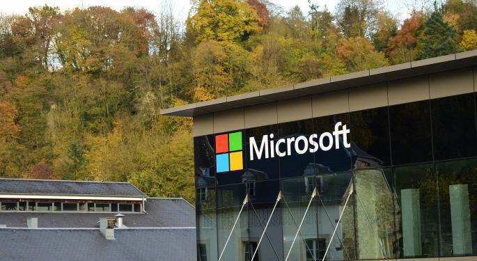 Salesforce-Microsoft?