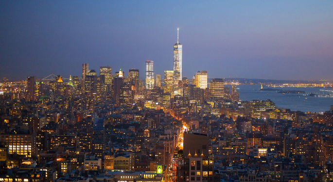 Digging Into Manhattan's Housing Boom...And Bust Potential