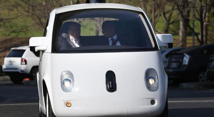 Google Green Lights Its Self-Driving Vehicle Prototypes