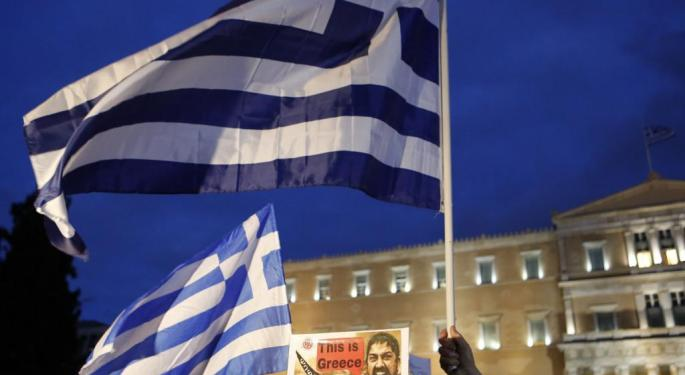 Greece Now In 'Small And Unenviable Club,' Notes Data Journalist