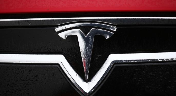 Tesla's Chart Is Grotesque