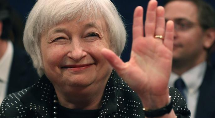 The Genesis Of Janet Yellen's Invisible Touch