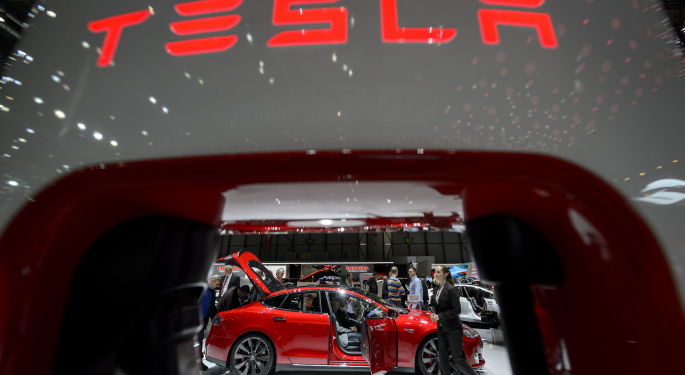 Bank Of America Says Tesla's Delivery Figure Is Not 'That Impressive'