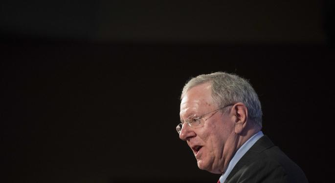 SALT 2015: A Global Macroeconomic Forecast Hosted By Steve Forbes