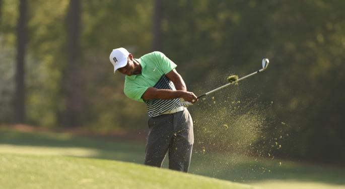 Why Should Nike Want Tiger Woods, Not Rory McIlroy, To Win The Masters?