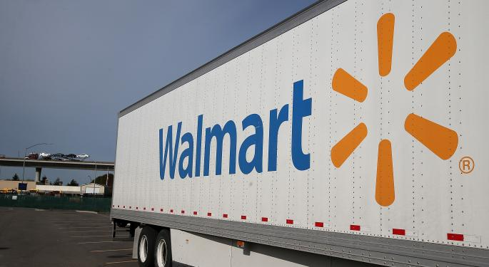 Wal-Mart Drops 5% Following Q4 Report, Lowered Sales Outlook