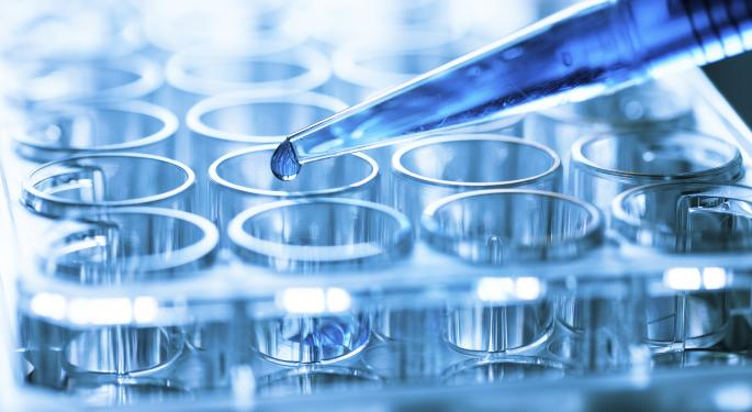 The Strongest Biotech Stock In The Market