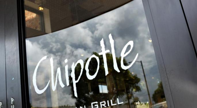 Chipotle, Yahoo Headline Post-Bell Earnings