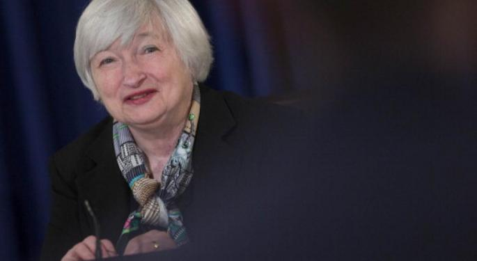 Yellen To Speak Tonight At UMass, But Don't Expect Her To Move The Market