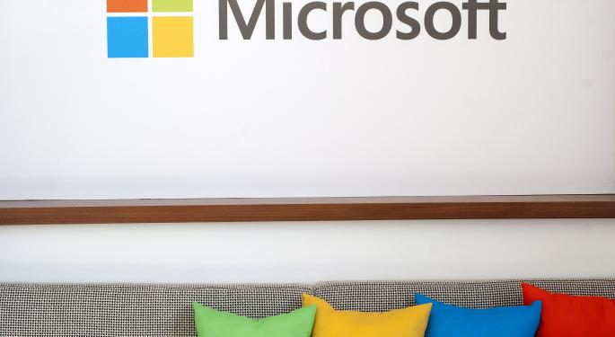 Jim Cramer: Microsoft Is Very Cheap And Is A 'Really Good' Stock