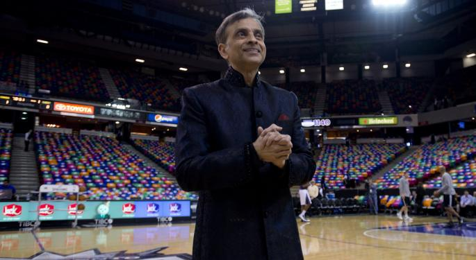 Exclusive: Tibco CEO Vivek Ranadivé Discusses Spotfire's Weakness
