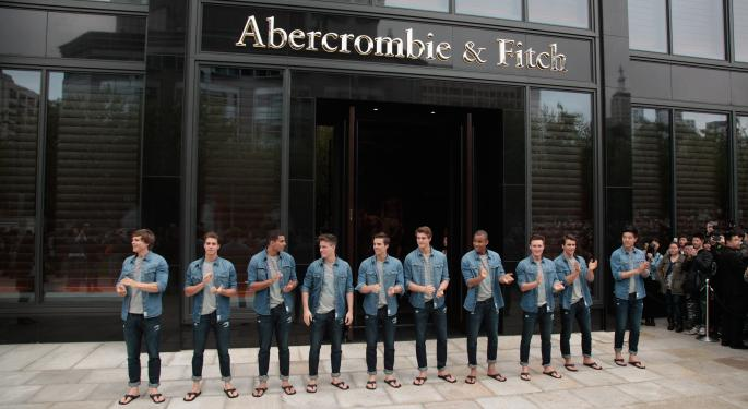 Abercrombie & Fitch Earnings Preview: Poised For A Fall?