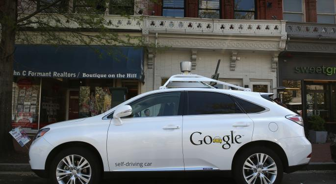 5 Reasons Why Automakers Shouldn't Fear Google Inc's Driverless Car
