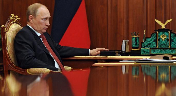 Russia ETFs See Steep Decline On Plane Crash