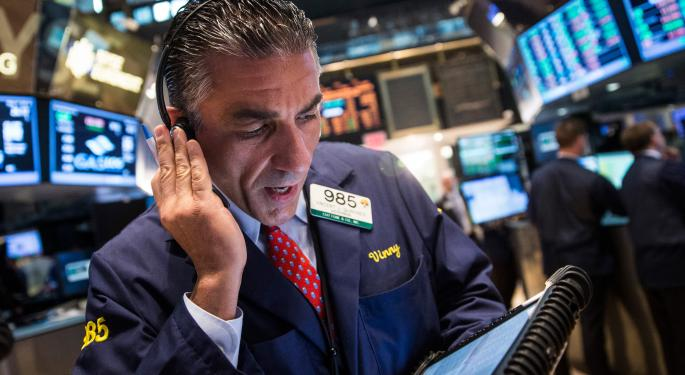 Stocks Mixed Despite Better Than Expected GDP