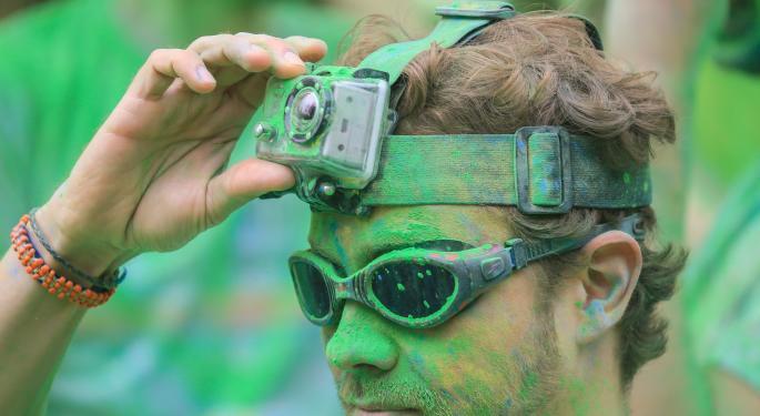 GoPro Will Trade 'Sideways' Next Two Months, Citi Warns