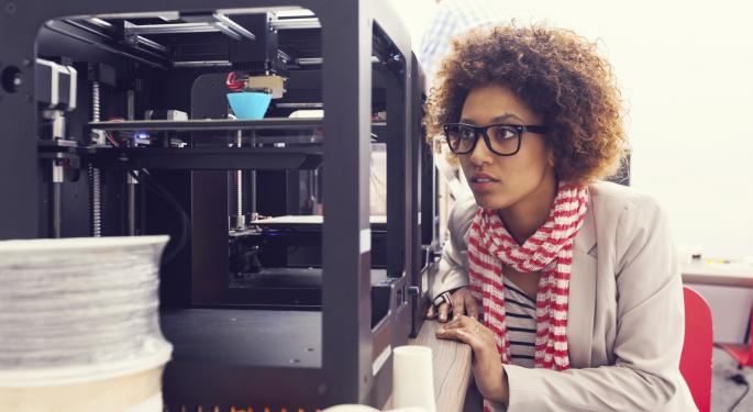 The 5 Most Influential Companies In 3D Printing