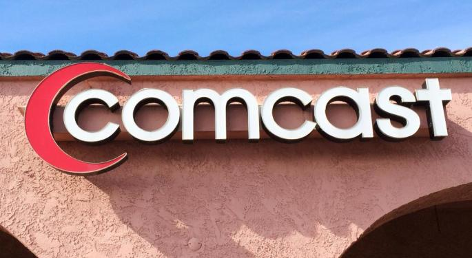 Market Uncertainty? No Problem For Comcast Investors, Brean Says
