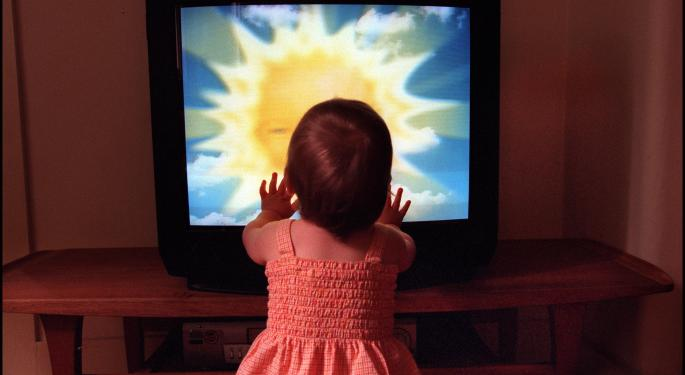 TV For Babies Expanding Despite Controversy