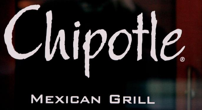 Chipotle Q1 Sales Miss Expectations, Shares Slide