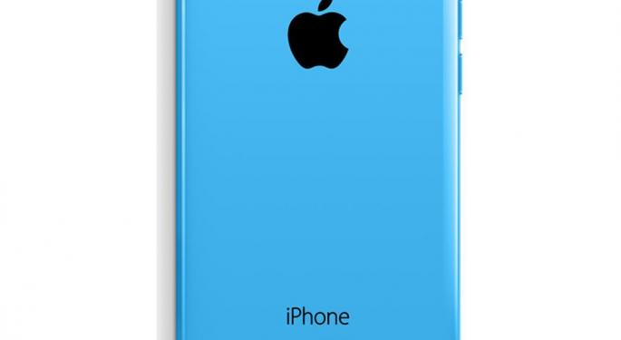 Taiwan's Wistron to Continue Receiving Orders for Apple's iPhone 5C