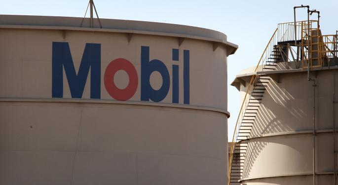 Why Exxon Mobil Is Having A Big Day