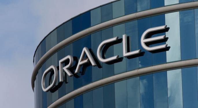 Wall Street's Reaction To Oracle's Q2 Ranges From Cautious To Optimistic