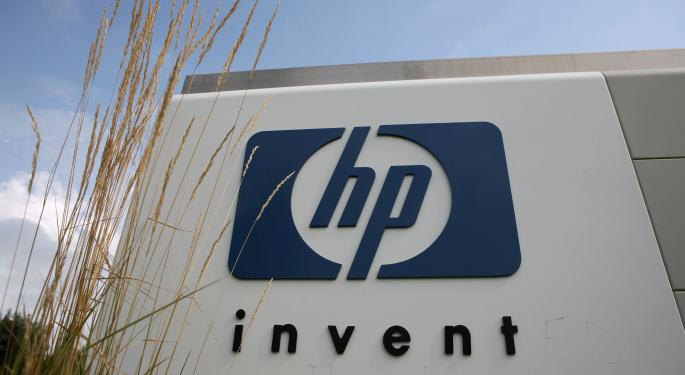 What To Expect From Hewlett-Packard's Earnings