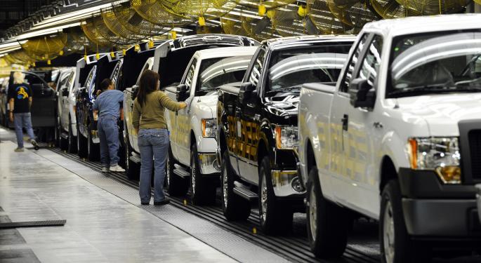 Deutsche Bank Reviews The Auto Sector