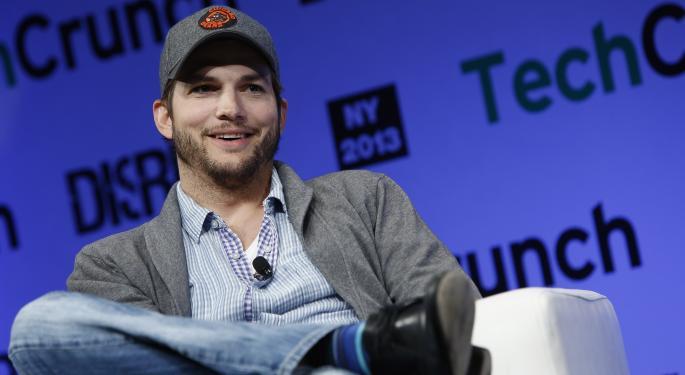 Citi On Etsy: Looks Like Ashton Kutcher Bought More Than A $100 Ring