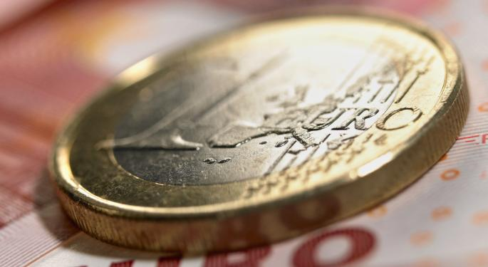 Euro Below $1.25 As Economic Data Disappoints