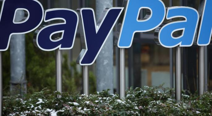Goldman Starts PayPal At Buy: Here's Why