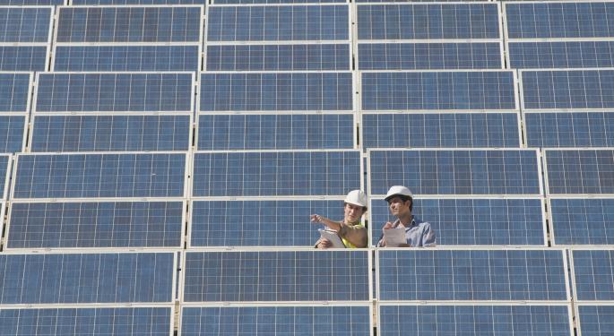Deutsche Bank Says Solar's Link To Oil Is Overblown