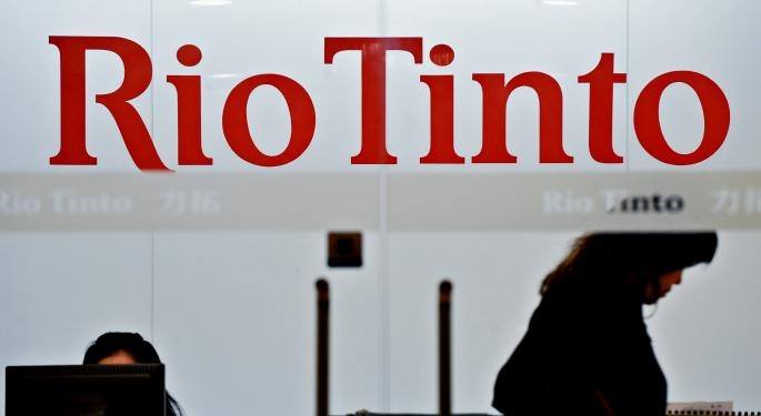Rio Tinto is Bullish on China: Does that Make the Stock a Buy?
