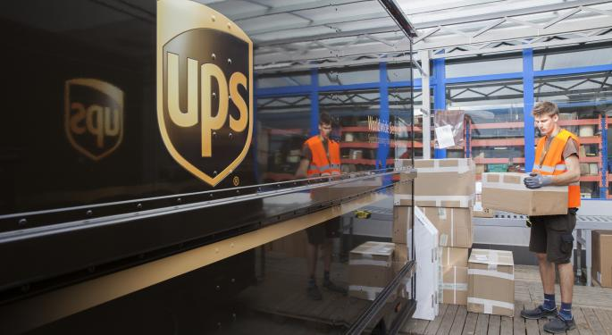 UPS Leads List Of 10 Companies With The Most Positive Effect On Their Communities