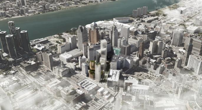 Bisnow Zooms In On Detroit Development: 'It's Cooler Today To Be A Detroiter Than A New Yorker'